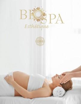 Massage Femme enceinte (50 min ou 1h20)