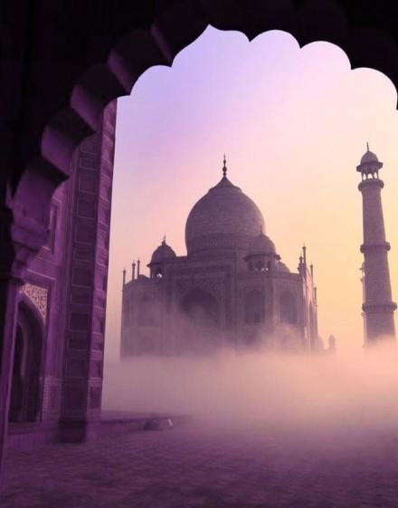 Voyage sur la Route du Taj Palace (3h00)