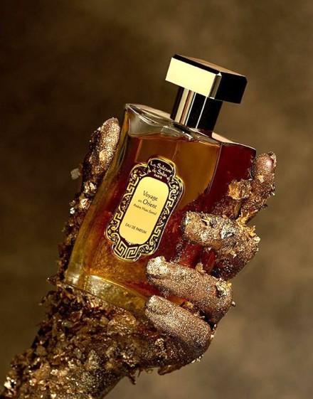 Eau de Parfum voyage en Orient