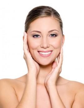 Épilation visage (lèvres+ menton ou joue)