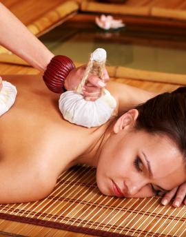 Massage Siam (50 min ou 1h20)
