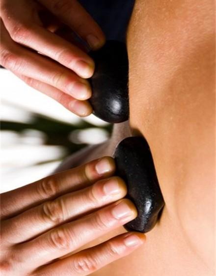 Accès découverte + Massage Pierres Chaudes d'une durée de 20 minutes