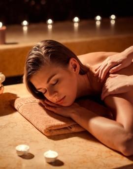 Massage Oriental (50 min ou 1h20)